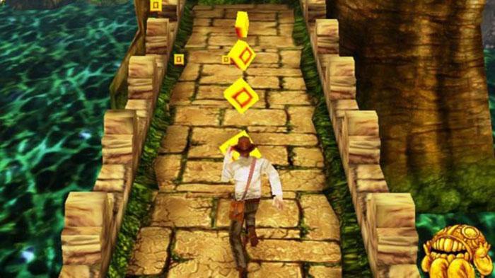 بازی فرار از معبد