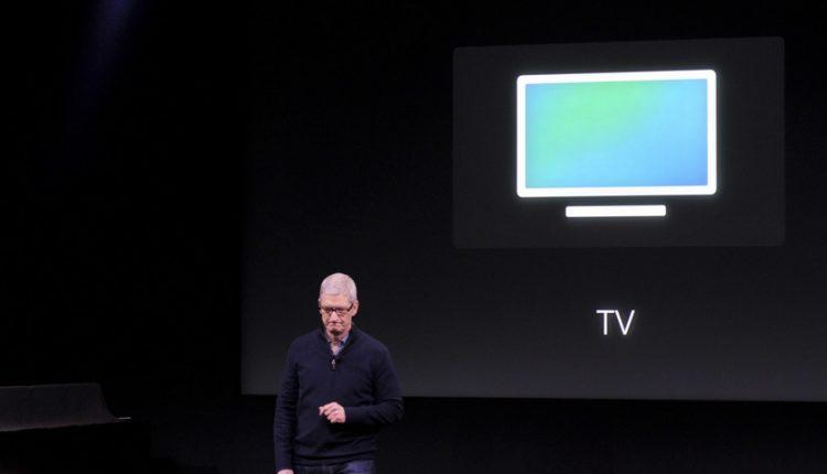 با اپلیکیشن جدید اپل تی وی آشنا شوید: TV