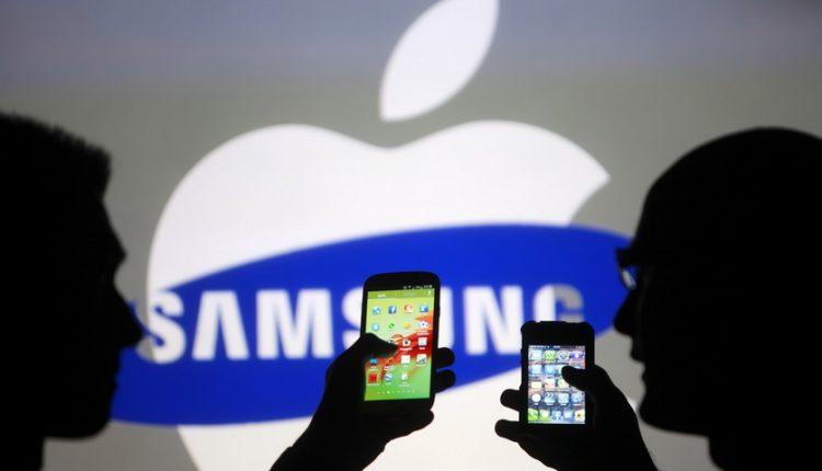 پیروزی پتنت 120 میلیون دلار اپل مقابل سامسونگ