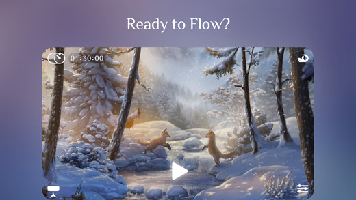 Flowing ~ Meditation & Mindfulness