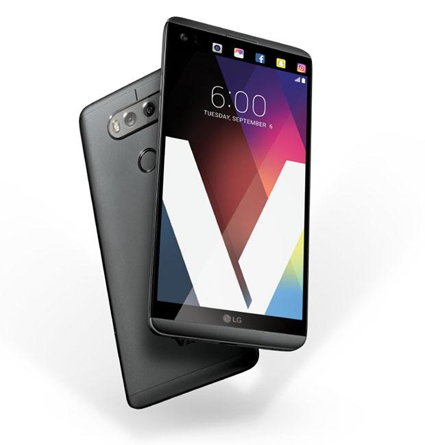 گوشی هوشمند ال جی وی 20