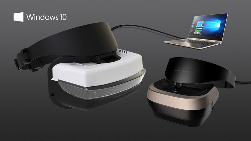 هدستهای واقعیت مجازی ویندوز 10