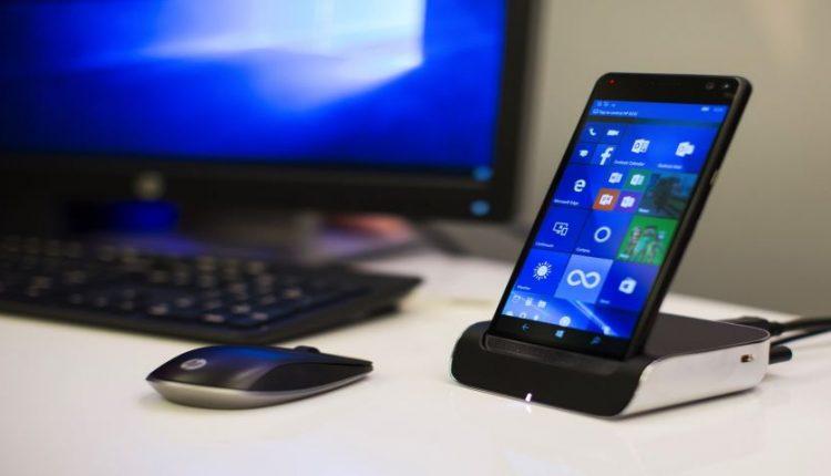 اچ پی و ساخت یک گوشی موبایل ویندوز فونی در کنار مایکروسافت