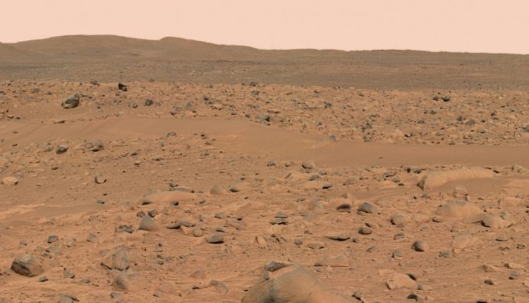 مریخ از چیزی که فکر می کردیم خیلی خشکتر است