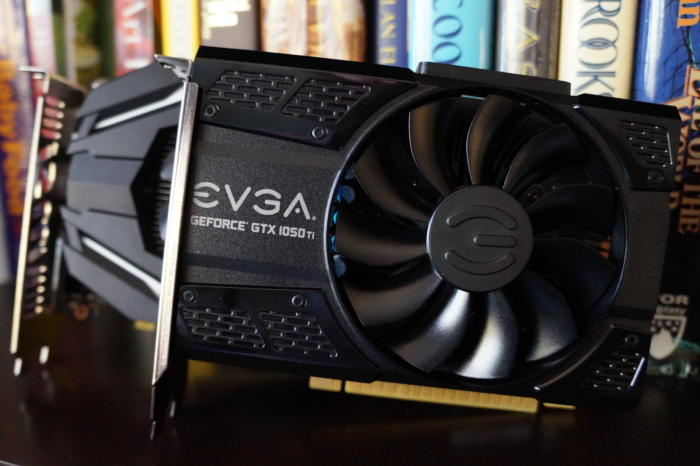 The EVGA GTX 1050 Ti SC Gaming and MSI GTX 1050 2G OC