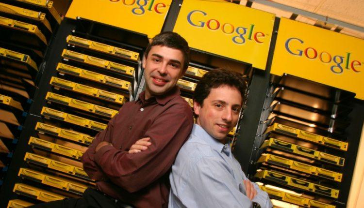 دیجی فکت؛ 16 حقیقت جالب در مورد گوگل. لری پیج و سرگئی برین بنیانگذاران گوگل