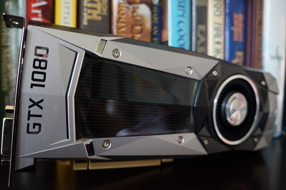 Nvidia's GeForce GTX 1080 Founders Edition