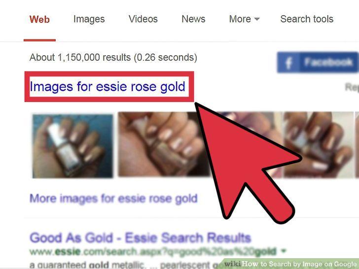 نتایج جستجو توسط عکس را مرور کنید.