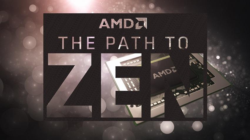 پردازنده های نسل جدید AMD به نام Zen  5 سوال مهم در مورد پردازنده های نسل جدید AMD به نام Zen AMD The Path To Zen