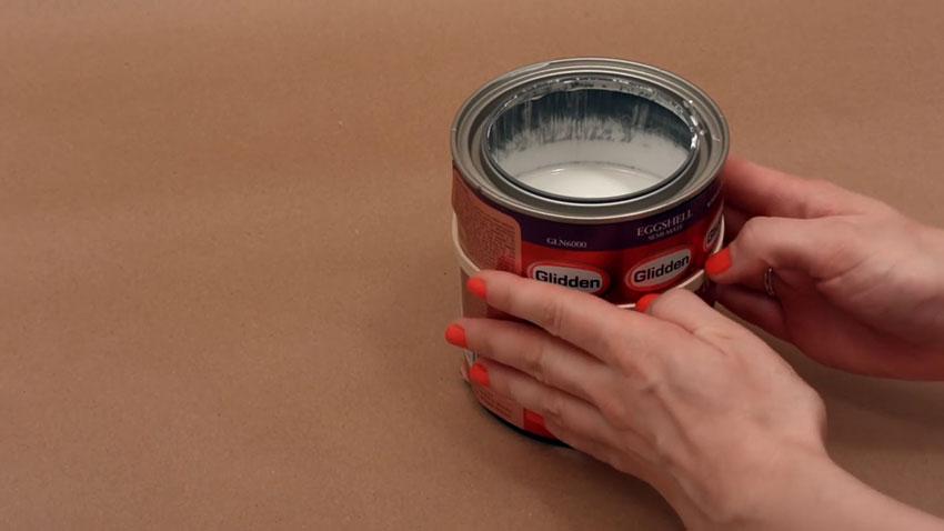 مقدار رنگ قوطی (تصویر 2)  خلاقیت کده؛ کاربردهای خلاقانه کشهای لاستیکی Amount of Color 02