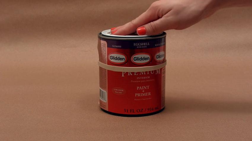 مقدار رنگ قوطی (تصویر 3)  خلاقیت کده؛ کاربردهای خلاقانه کشهای لاستیکی Amount of Color 03