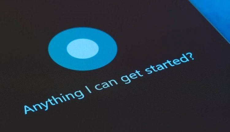 نحوه تغییر نام دستیار هوشمند کورتانا در ویندوز 10