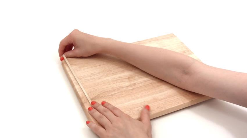 تخته آشپزی (تصویر 3)  خلاقیت کده؛ کاربردهای خلاقانه کشهای لاستیکی Cutting Board 03