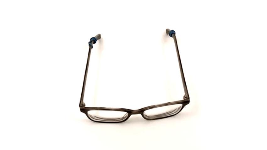عینک (تصویر 5)  خلاقیت کده؛ کاربردهای خلاقانه کشهای لاستیکی Glasses 05