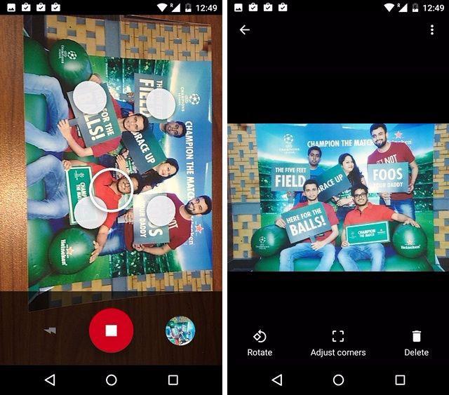 اپلیکیشن Google PhotoScan