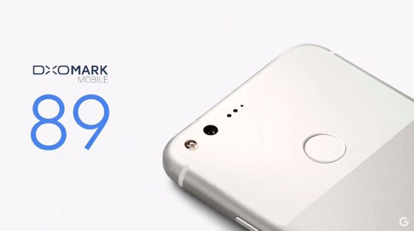 امتیاز گوگل پیکسل در تست DxOMark