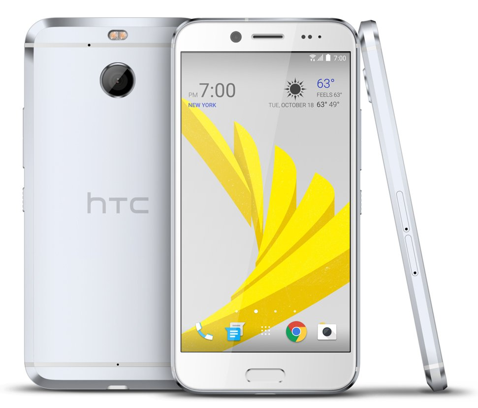 HTC Bolt  آغاز فروش رسمی HTC بولت از امروز HTC Bolt in silver as leaked by Evan Blass