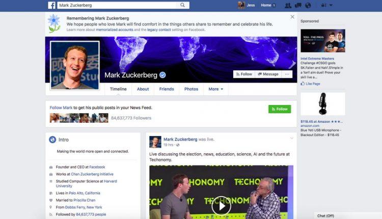 یک باگ عجیب در فیسبوک، مارک زاکربرگ را زنده به گور کرد!