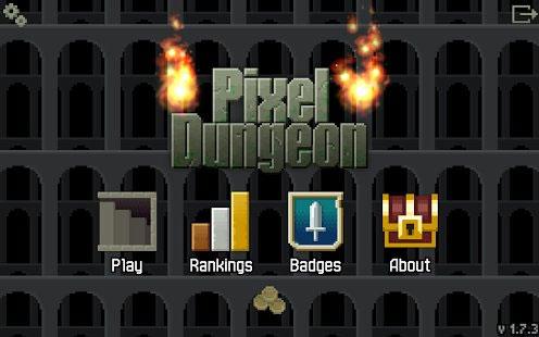 بازی Pixel Dungeon