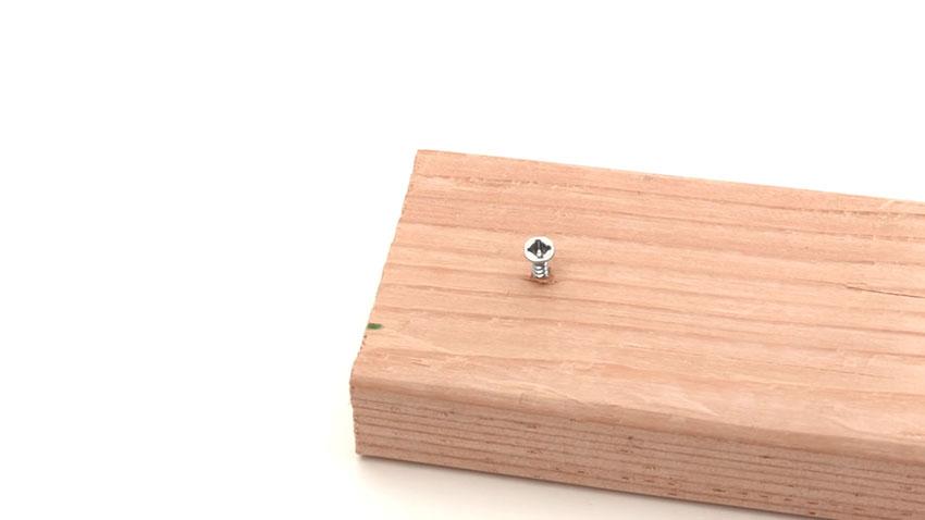 پیچ ساییده شده (تصویر 1)  خلاقیت کده؛ کاربردهای خلاقانه کشهای لاستیکی Screw 01