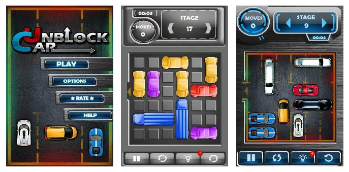 بازی Unblock Car
