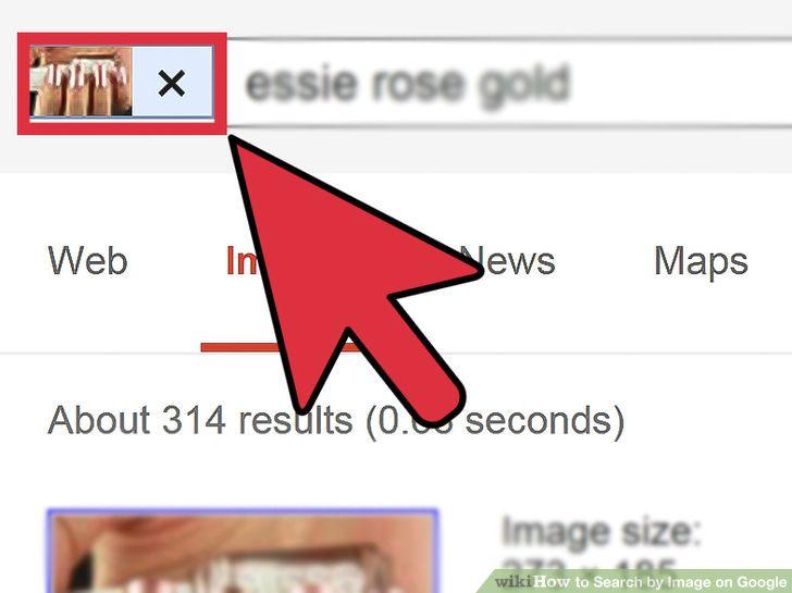استفاده از ابزار جستجو توسط عکس را متوقف کنید