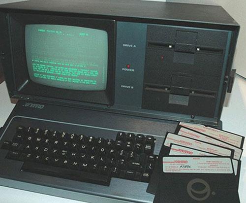 رایانه پشتیبانی کننده از فلاپی دیسکها