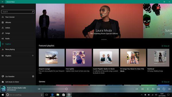 مایکروسافت و کار بر روی یک زبان طراحی جدید برای ویندوز 10 با اسم رمز NEON