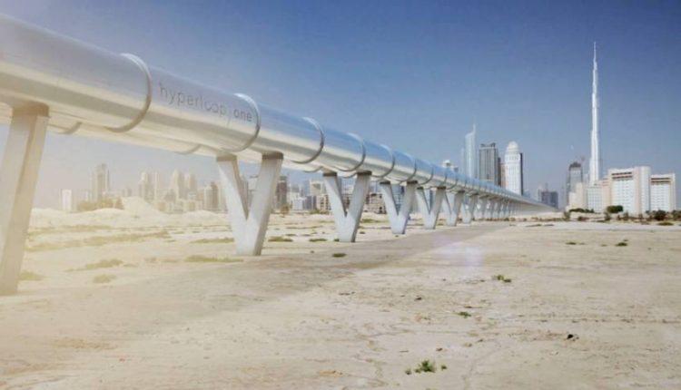 هایپرلوپ یک، سیستم جدید و فوق العاده ی حمل و نقل در دبی