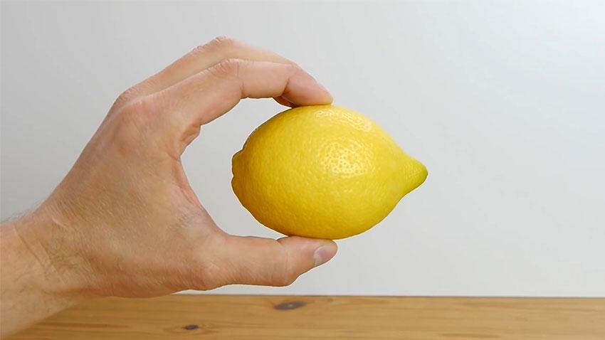 گرفتن آب لیمو (تصویر 1)