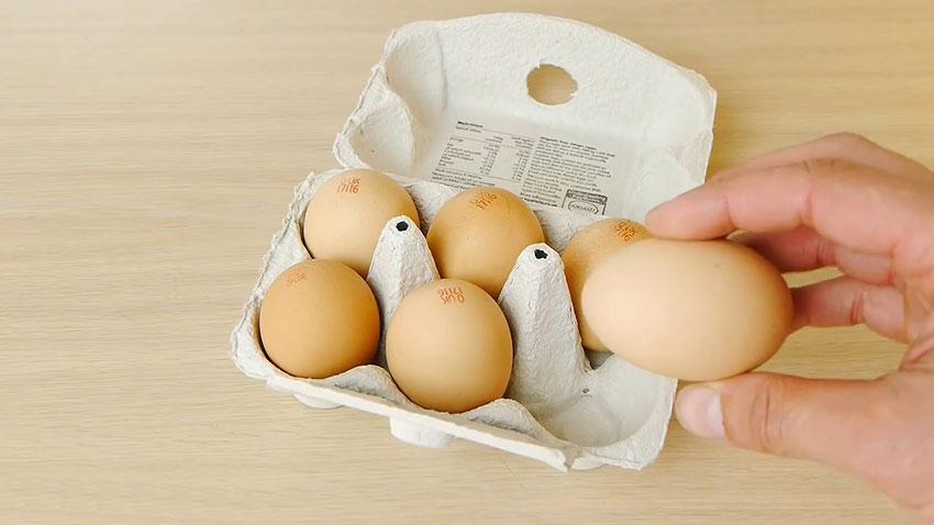 جدا کردن زرده تخم مرغ (تصویر 1)