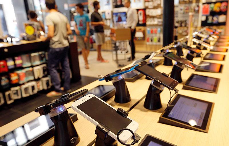 بازار گوشیهای هوشمند