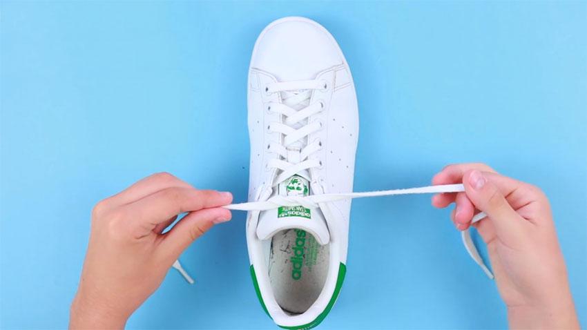گره زدن بند کفشها (تصویر 1)
