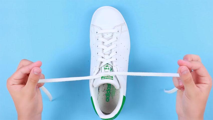 گره زدن بند کفشها (تصویر 2)