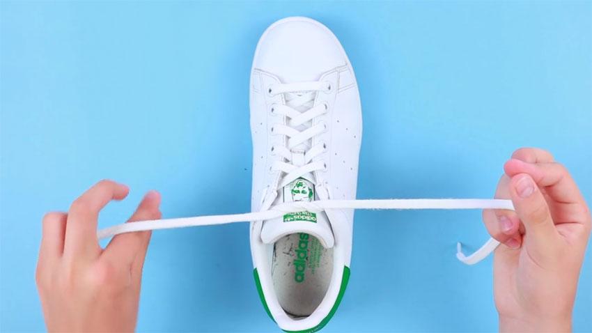 گره زدن بند کفشها (تصویر 3)