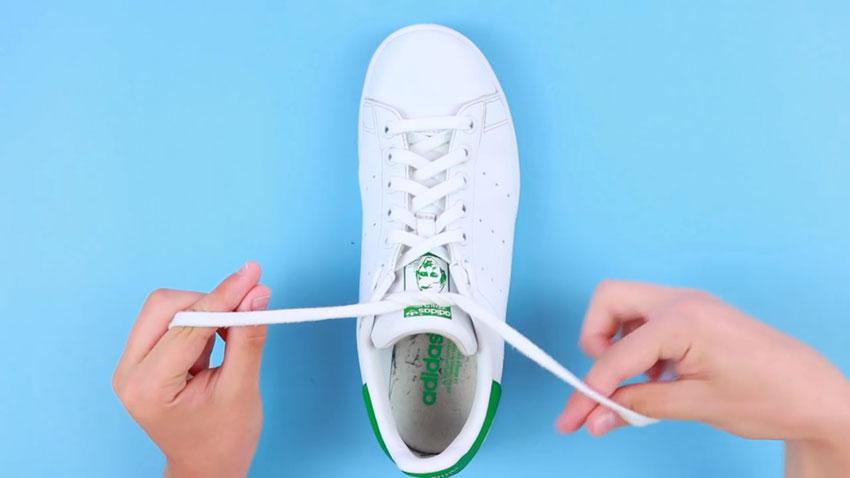 گره زدن بند کفشها (تصویر 5)