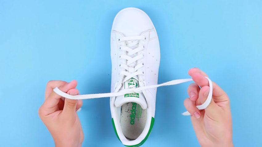 گره زدن بند کفشها (تصویر 6)