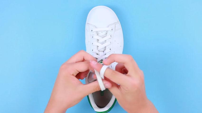 گره زدن بند کفشها (تصویر 7)