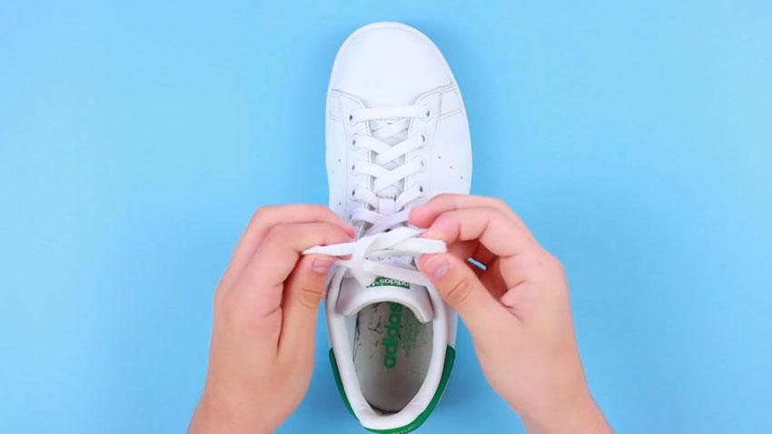 گره زدن بند کفشها (تصویر 8)