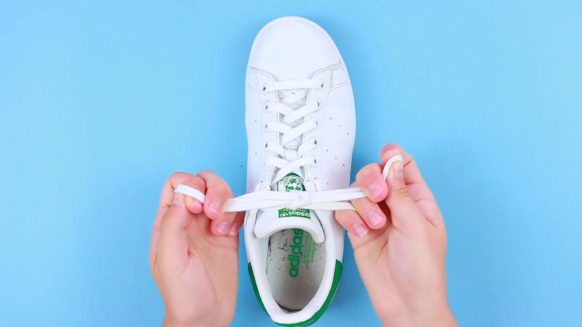 گره زدن بند کفشها (تصویر 9)