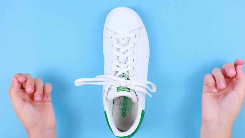گره زدن بند کفشها (تصویر 10)