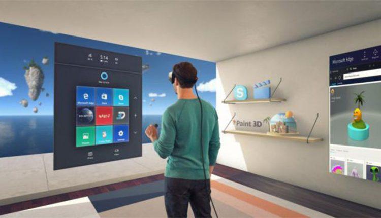 هدست واقعیت مجازی ویندوز 10