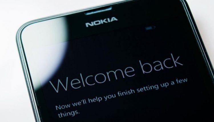 نوکیا در سال 2017 پنج گوشی هوشمند معرفی خواهد کرد