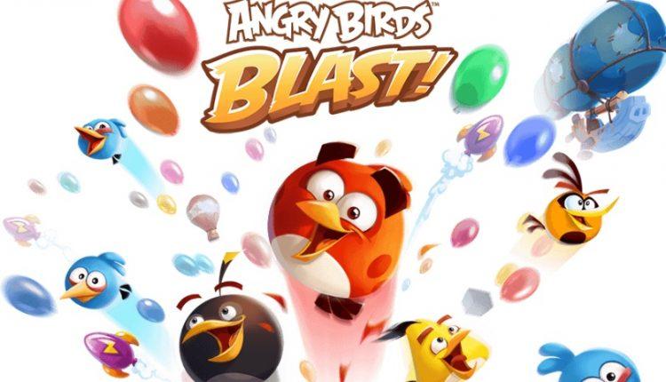بازی جدید راویو با نام انگری بردز بلست سرانجام به صورت رسمی برای اندروید و آی او اس منتشر شد
