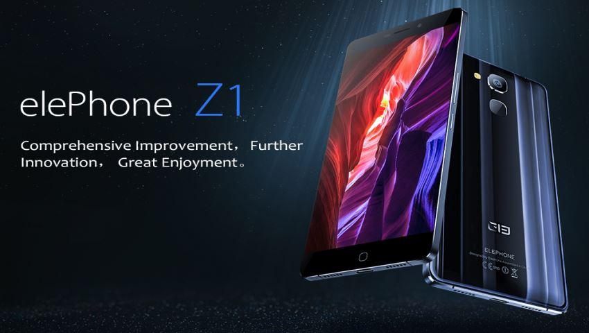 Elephone Z1، گوشی موبایلی که می تواند 40 اپلیکیشن را همزمان اجرا کند