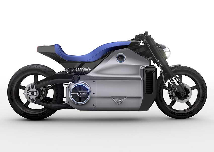 شش موتورسیکلت تمام الکتریکی