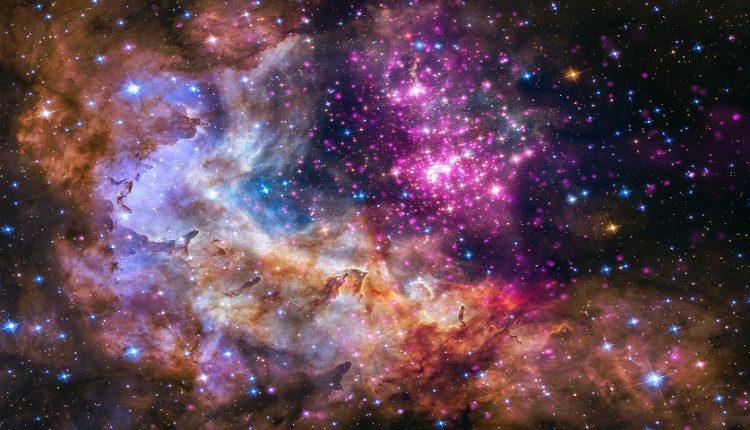 تصاویر شگفت انگیز از فضا در سال 2016