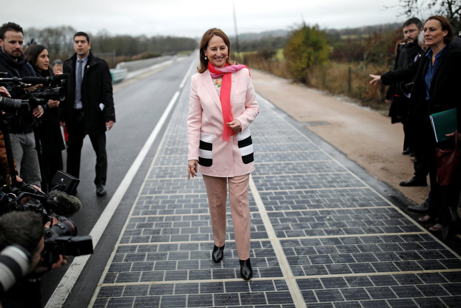 یک شهر کوچک در فرانسه میزبان نخستین جادهی خورشیدی دنیا خواهد بود