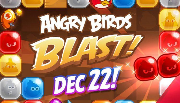 بازی Angry Birds Blast