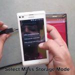 شارژ گوشی با استفاده از یک گوشی دیگر (تصویر 8)